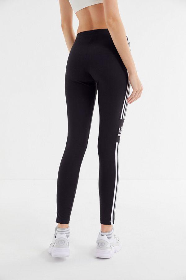 Adidas Trefoil Legging Black Clothing