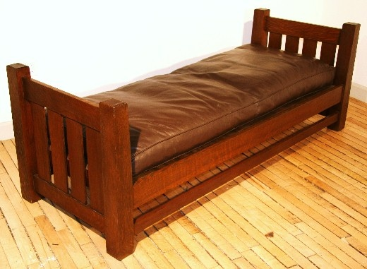 L Stickley Daybed 80 Quot Long X 30 Quot Wide X 28 Quot High I