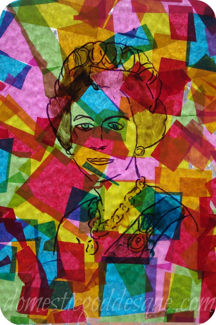 Andy Warhol inspired Pop Art of Queen Elizabeth II of England that is Perfect for any rainy day for you and your KID.