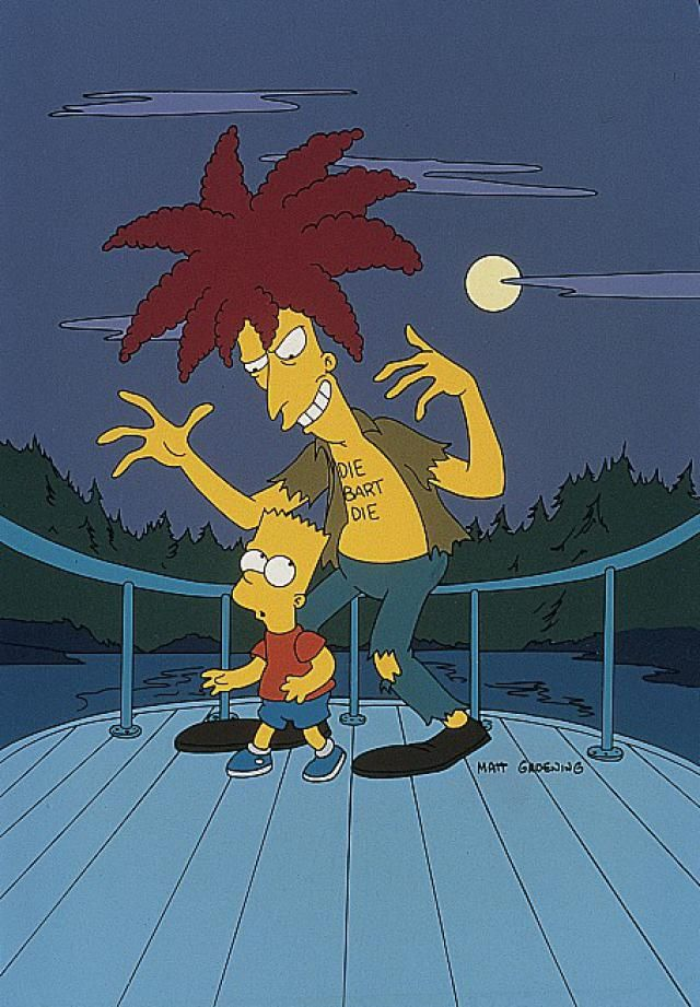 """The 20 Most Iconic Episodes of 'The Simpsons': """"Cape Feare"""""""