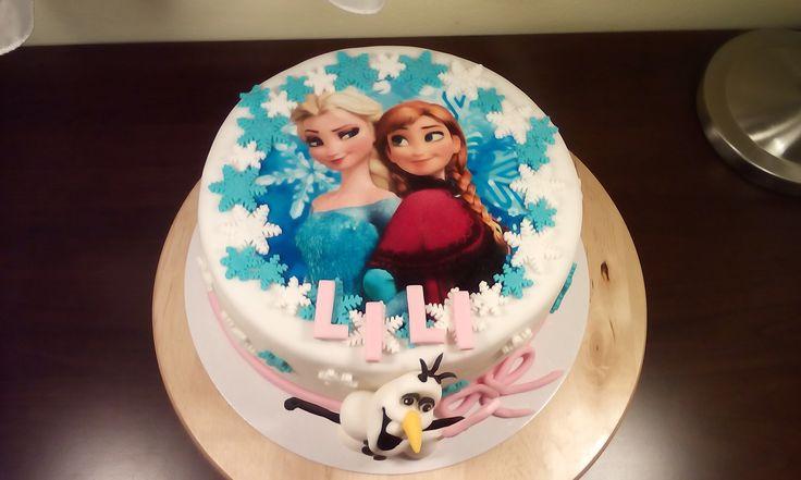 frouzen cakes