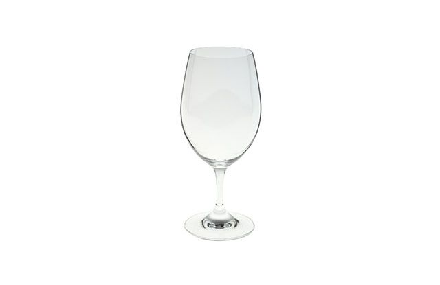 If you're looking for a workhorse wine glass for everyday use, able to showcase both red and white wine, we recommend the Riedel Ouverture Magnum (also avail