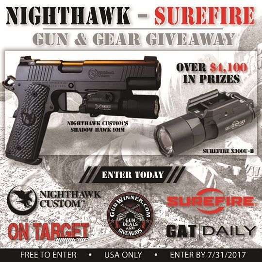 https://wn.nr/KGvZjR                            Help me win this awesome giveaway from @ontargetmagazin