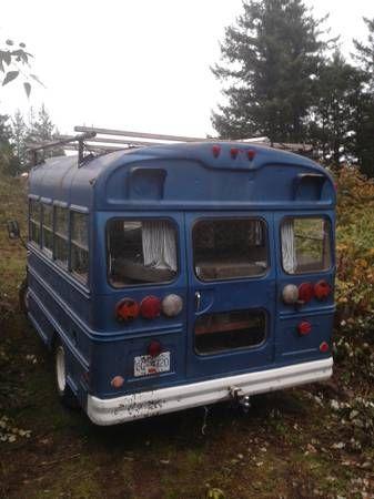 1982 GMC VanDura Short Bus for sale