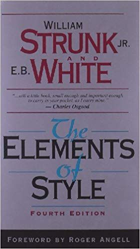 eb white writing style