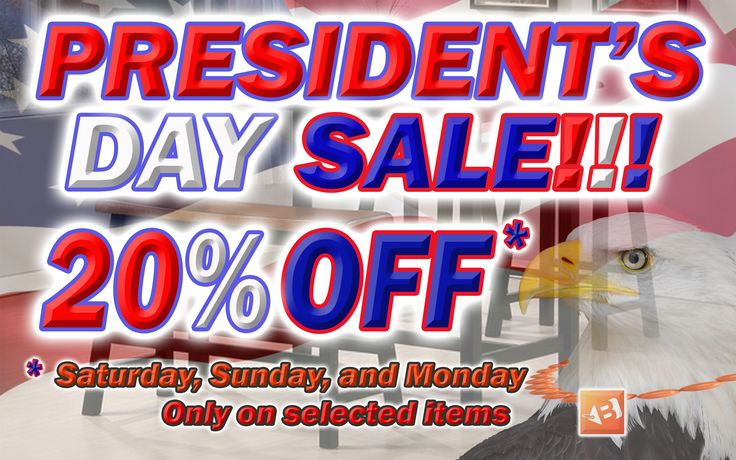 President's Day Furniture Sale TODAY!! Great Deals you CAN'T Miss!! bayfurnishings.com #PresidentDaySale #Furniture