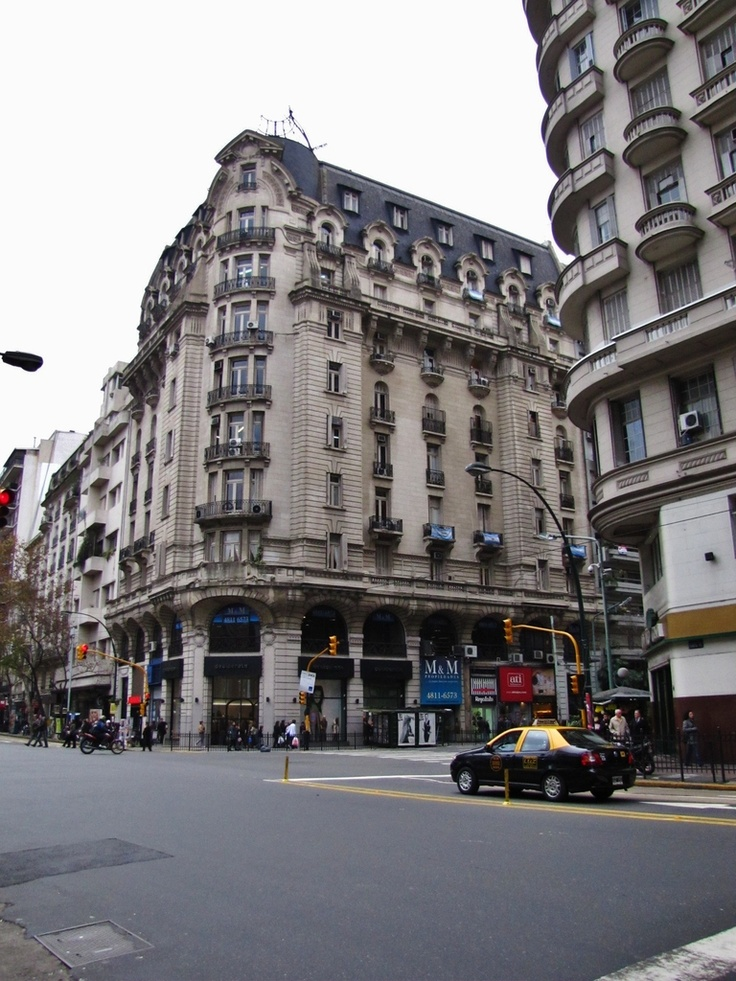 Buenos Aires, Argentina (It's like going to Paris except the people are cool and the food is delicious).