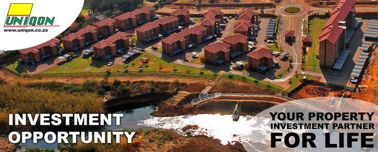 Investment Opportunity  Contact charl@uniqon.co.za