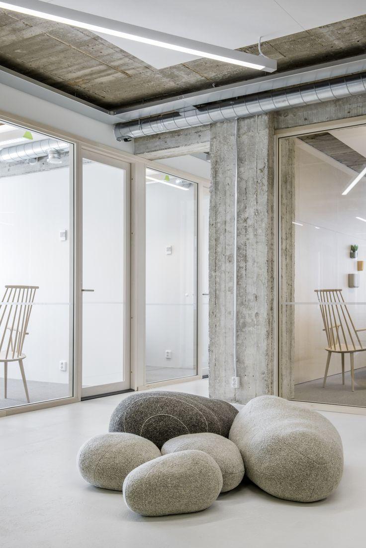 seeking_for_design  #concrete walls # Livingstone # FLOW-Space® design