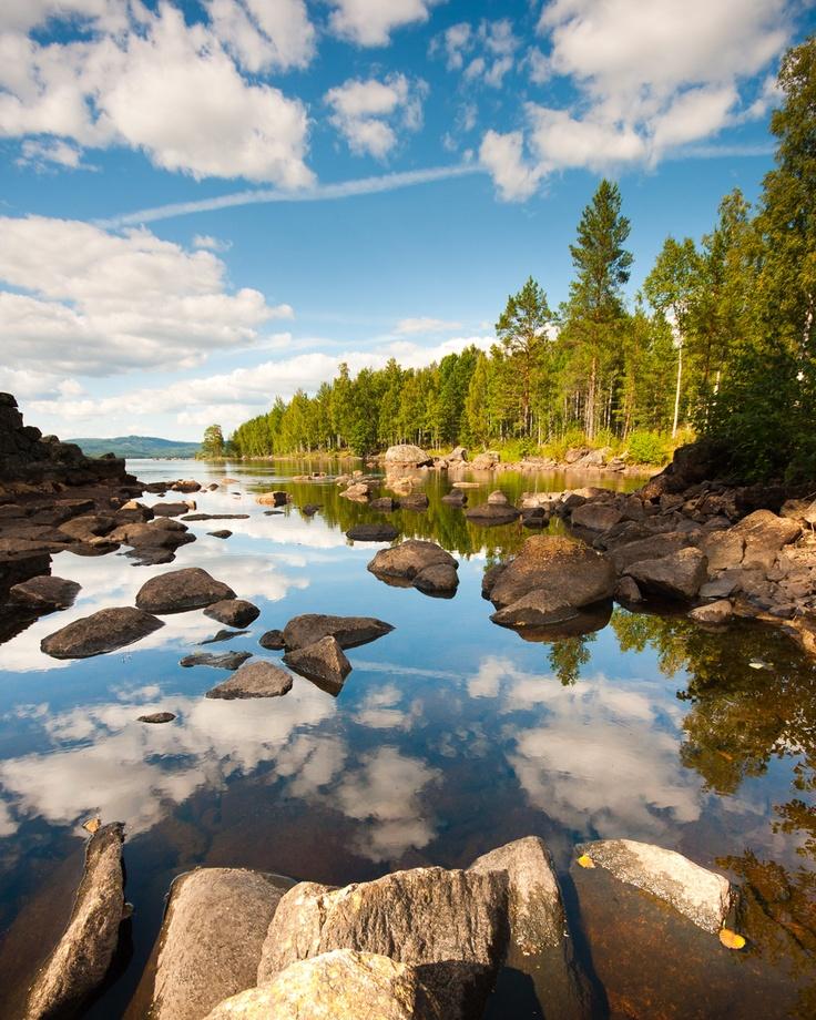 Zweden - Mijn favoriete vakantieland.