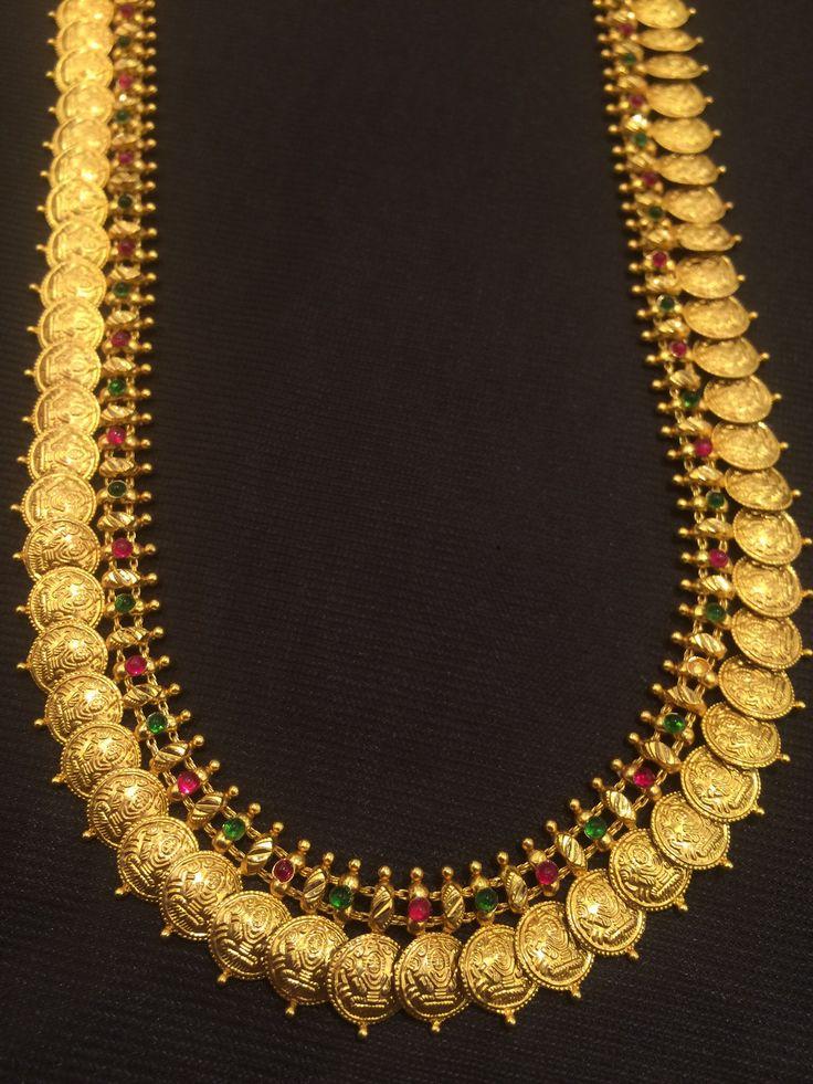 Long Necklace 45 Gms Premraj Shantilal Jain Jewellers