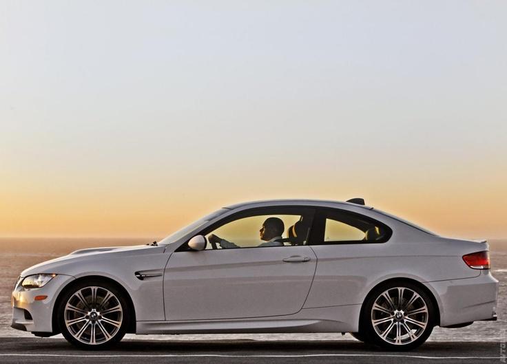2008 BMW M3 Coupe US Version