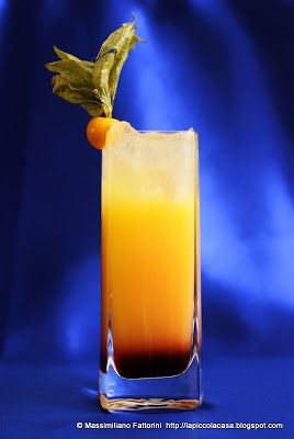 La Piccola Casa: Tequila Sunrise - il cocktail del sabato