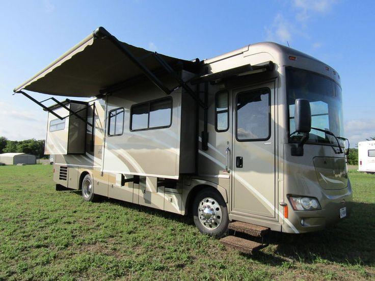 2010 winnebago journey 34y for sale sherman tx rvt