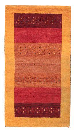 Gabbeh Indisch Teppich 90x164