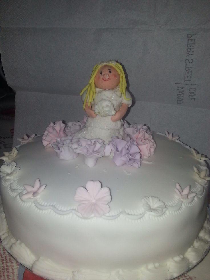 Communiom cake
