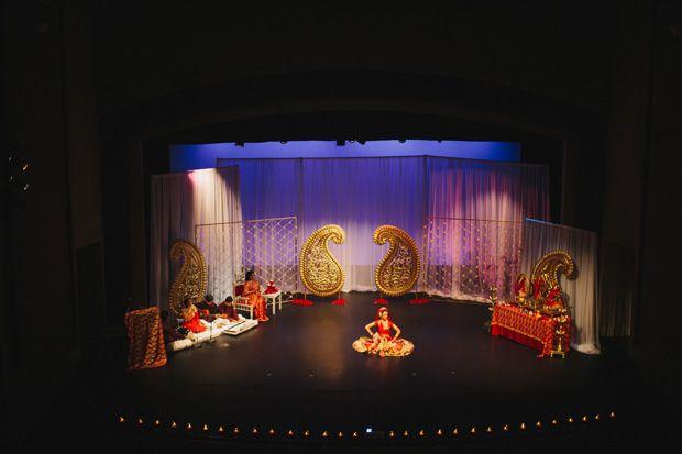arangetram stage decoration ideas - Google Search