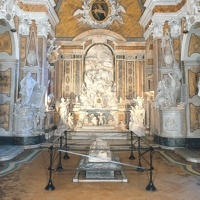 The Sansevero Chapel Museum in the historic heart of Naples is a jewel of the world's artistic heritage.