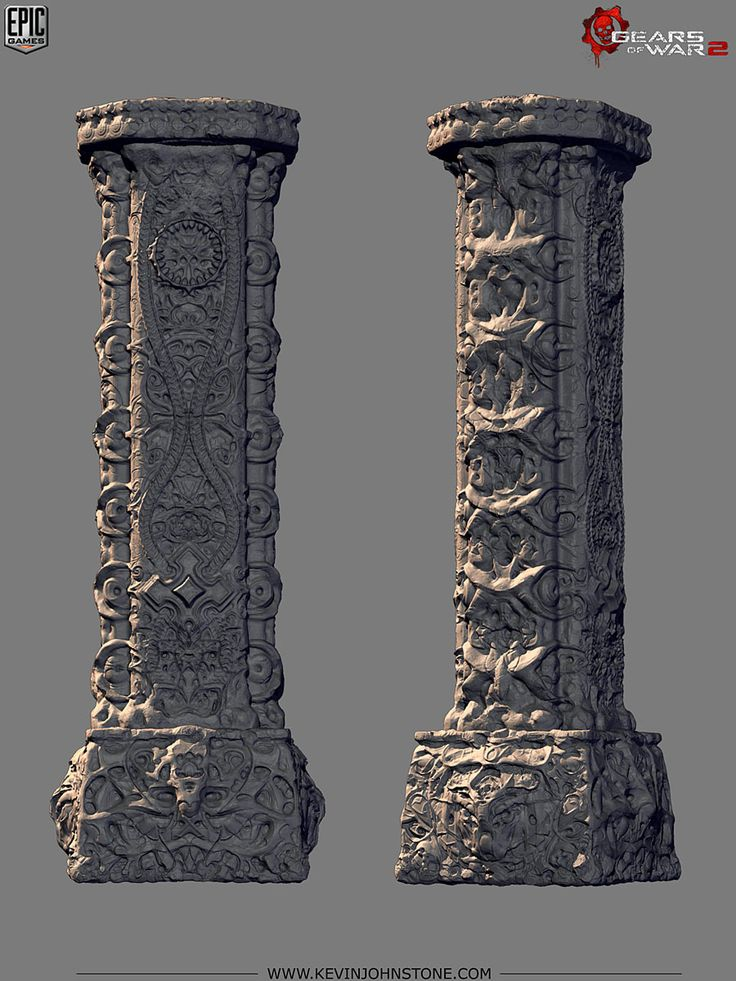 Gears2 Environment Art - Page 6 - Polycount Forum