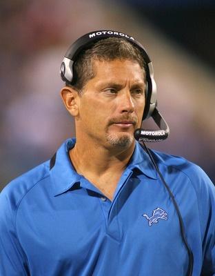 Detroit Lions Head Coach Jim Schwartz #Lions