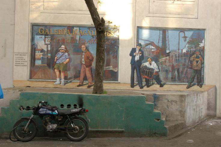 La Boca, Ciudad de Buenos Aires. Más info de viajes en www.facebook.com/viajaportupais