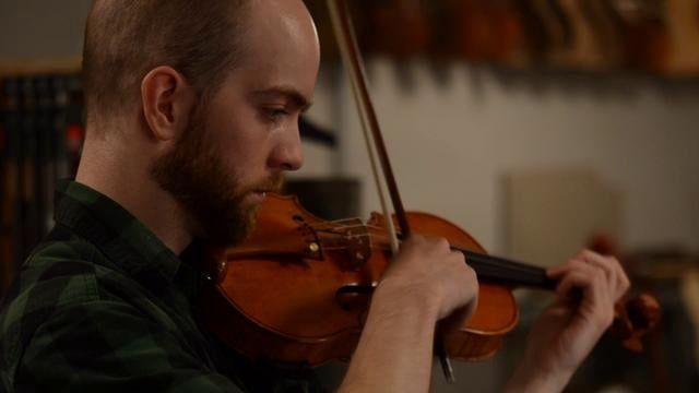 Inside the IU Violin Shop