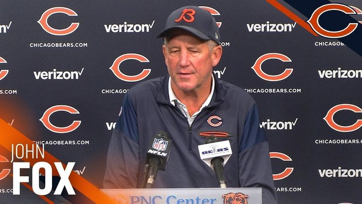Liked on YouTube: Chicago Bears Fired John Fox As NFL Head Coach After Three Years