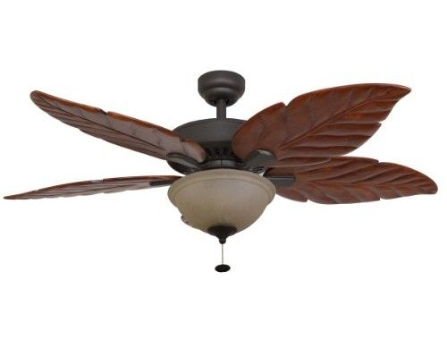 30 Best Tropical And Beach Ceiling Fans Images On