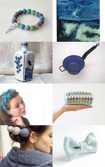 Blue moon  by Georgia on Etsy--Pinned with TreasuryPin.com