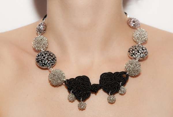 """Handmade necklace  """"all day style"""" for all fun girls"""