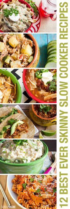 These slow cooker recipes make dinner so quick and easy!
