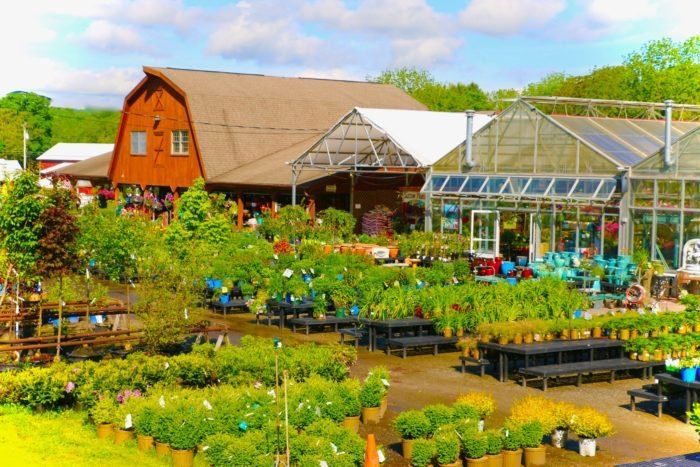 Heaven Hill Is A Gorgeous Farm And Garden Center In Sussex County Garden Center Road Trip Sussex County