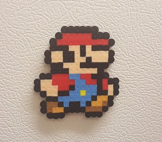 Hey, I found this really awesome Etsy listing at https://www.etsy.com/uk/listing/217655526/mario-perler-bead-art-pixel-art-mario