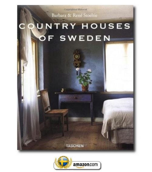 Country Houses Of Sweden 7 Scandinavian Country Decorating Books