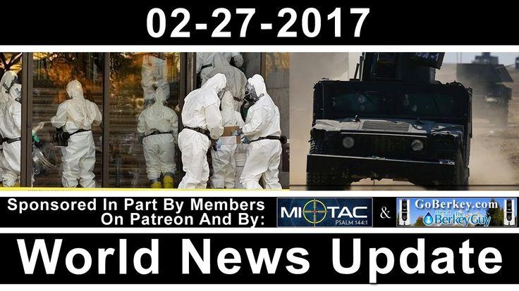 FSS World News Update - Iraqi Snipers - Human Virus - Global Discontent ...