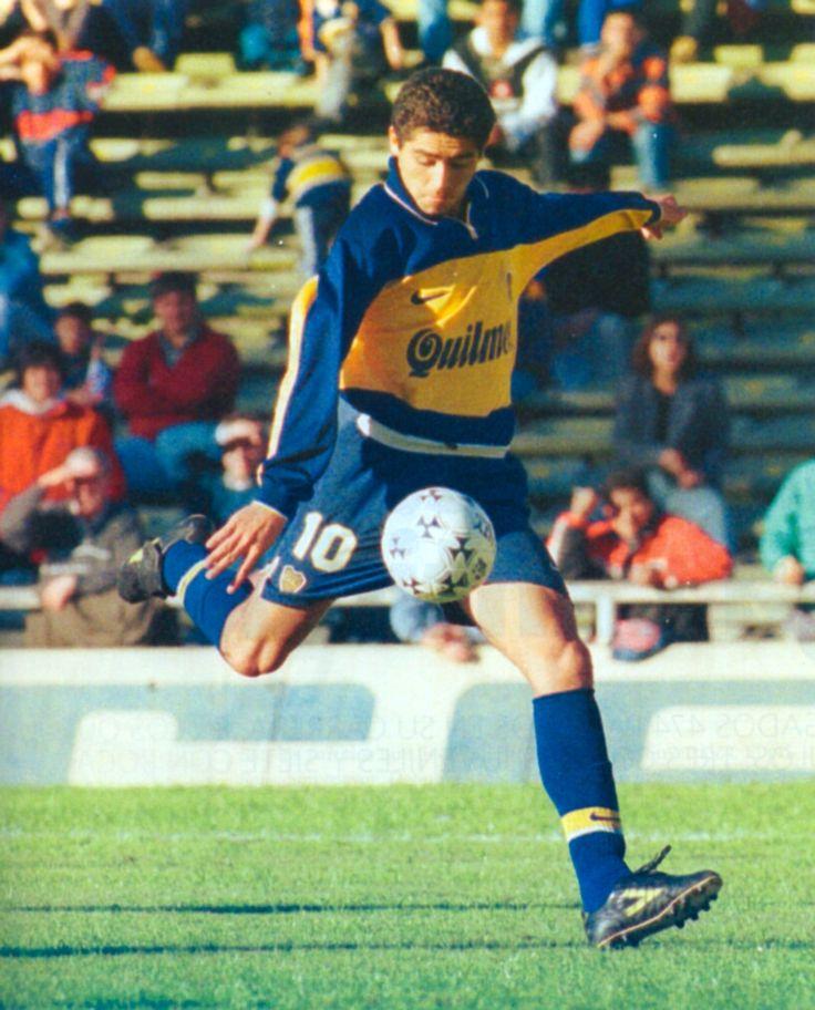 Boca Juniors - 1998 - Roman