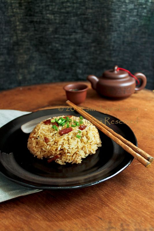 55 best chinese new year images on pinterest cooking food asian chinese fried rice w chinese sausage asian food recipesentree forumfinder Choice Image