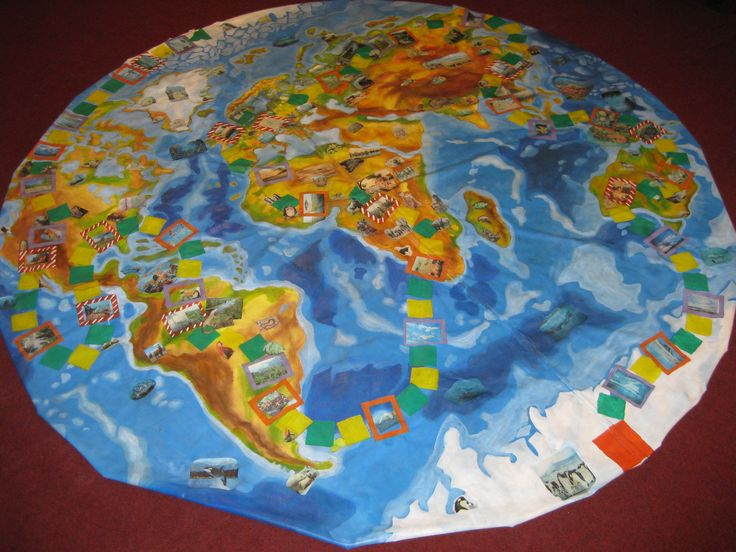 Földanya játék