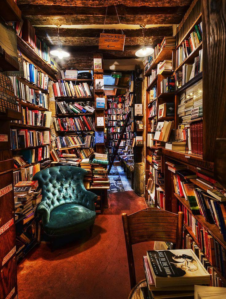 Tour de livrarias é sempre bom