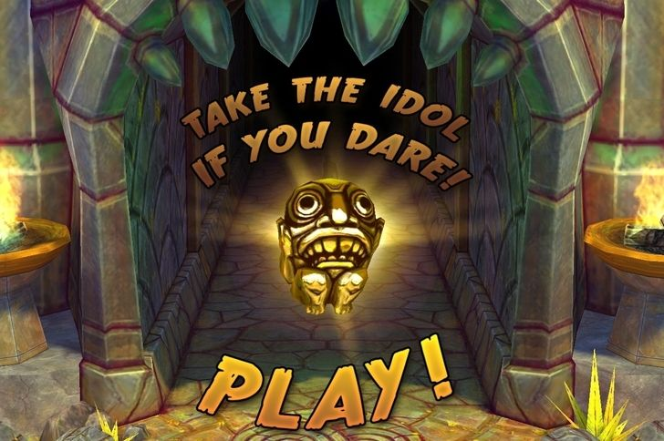 Play temple run 2 game online