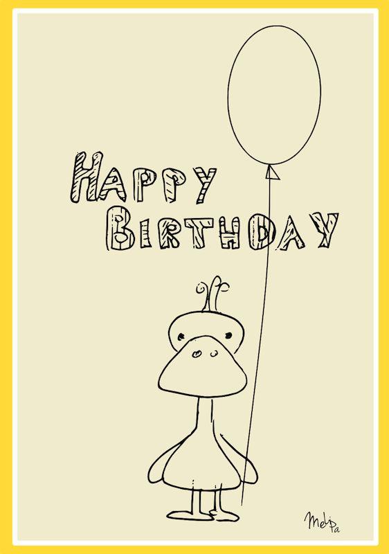 Best 25 Free printable birthday cards ideas – Free Printable Happy Birthday Cards