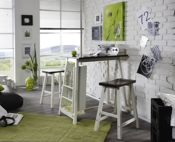 die besten 25 bartisch mit hocker ideen auf pinterest barhockerst hle niedrige barhocker und. Black Bedroom Furniture Sets. Home Design Ideas