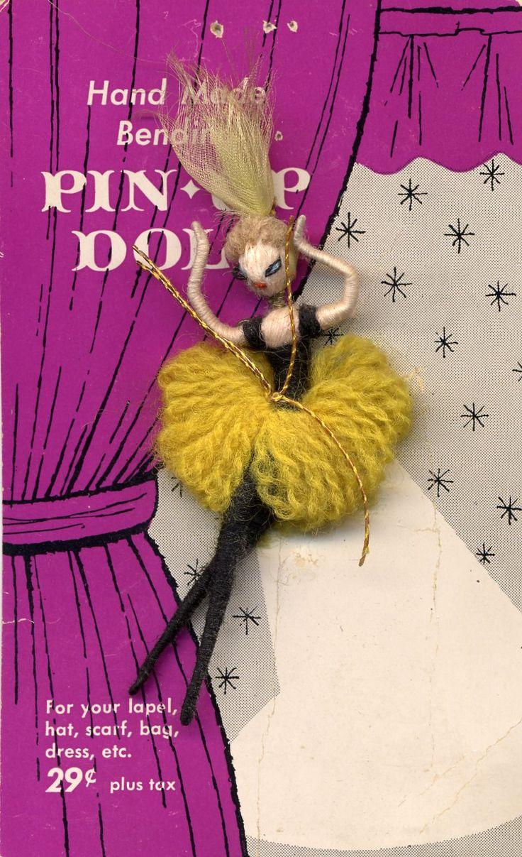 """Yarn Doll 2"""" - Photos by Mel Odom"""