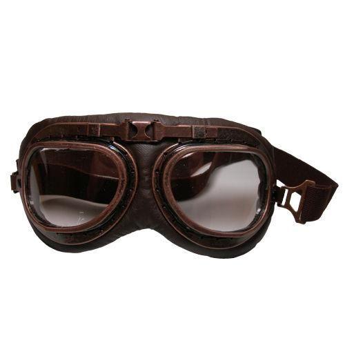 Os pilotos aviador steampunk equitação Ski óculos de proteção da motocicleta oculos motocross óculos de proteção à prova de vento óculos de sol feminino