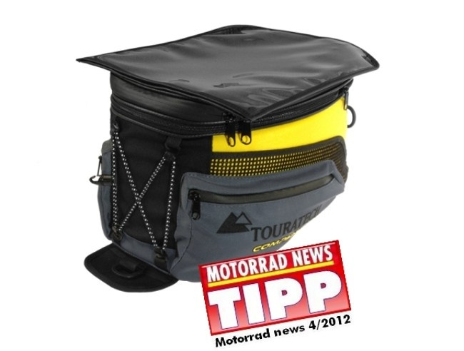 Tank bag, COMPAÑERO EDITION for the BMW R1200GS/ADV *water repellent* - Tank bags - Luggage - Vehicle equipment   Touratech Canada