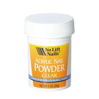 No Lift Organic Polymer Powder Clear