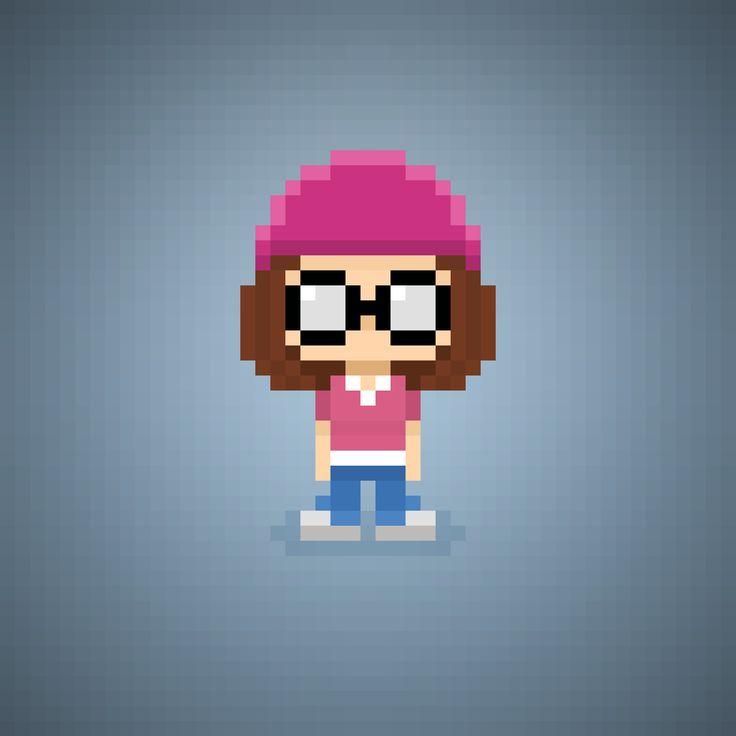 "Megatron ""Meg"" Griffin from Family Guy #meg #meggriffin #megan #griffin #familyguy #family #son #daughter #figlia #instapic #instacool #instagram #instagood #theoluk #pixel #pixels #pixelart #artist #all_pixs #bepopular #cute #awesome #cartoon"