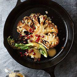 Stek z kalafiora - Przepis