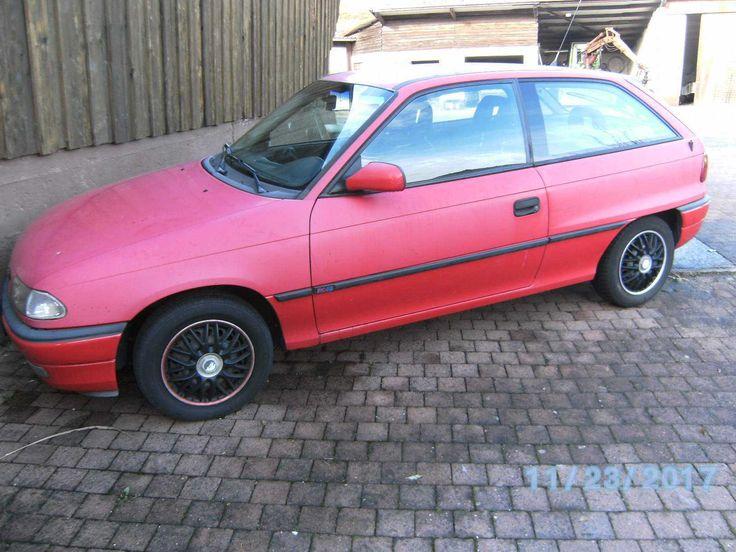 Opel Astra - F - CC   ( 8 V )