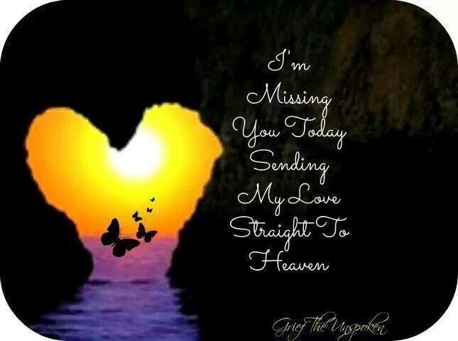 Image result for Love Sending to Heaven | Mom poems, Miss ...